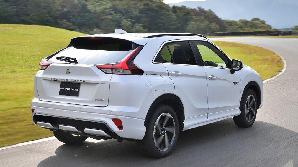 Mitsubishi назвал российский ценник на кроссовер Eclipse Cross