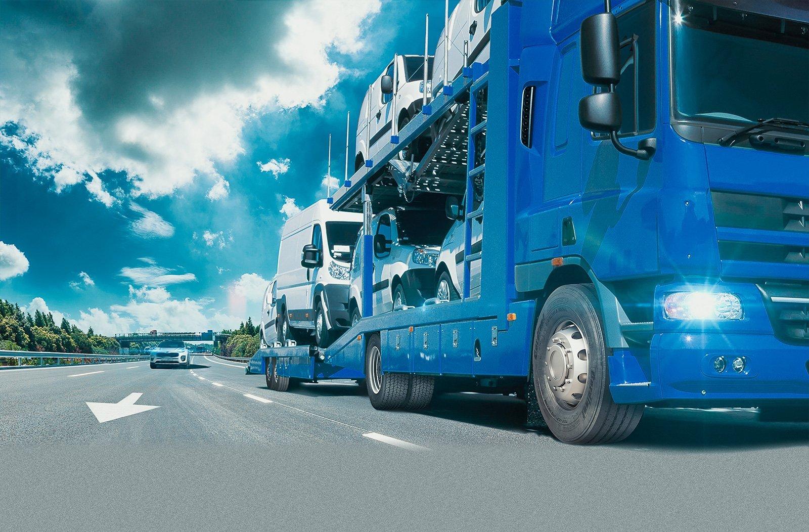 Грузовые шины в лизинг: умное решение для бизнеса