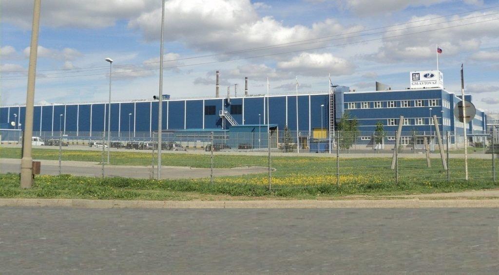 В России закроется автозавод, где собирают Lada Niva Travel
