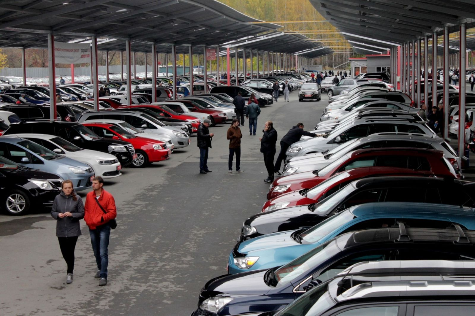 Подержанные машины дорожают быстрее новых
