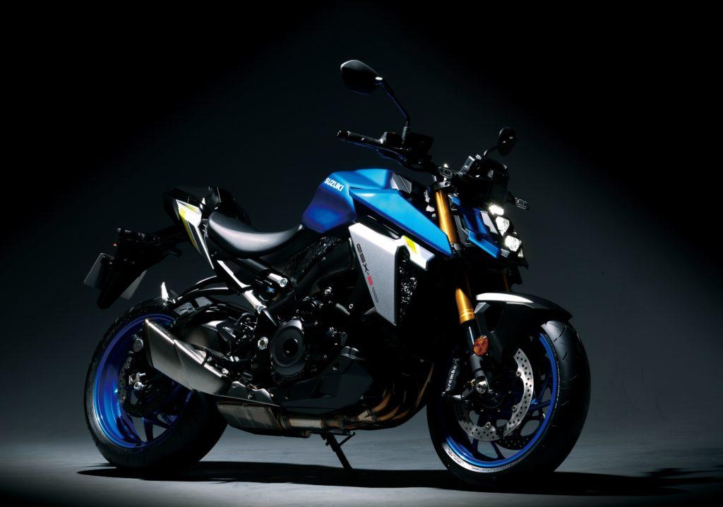 SUZUKI представила полностью обновленный мотоцикл GSX-S1000