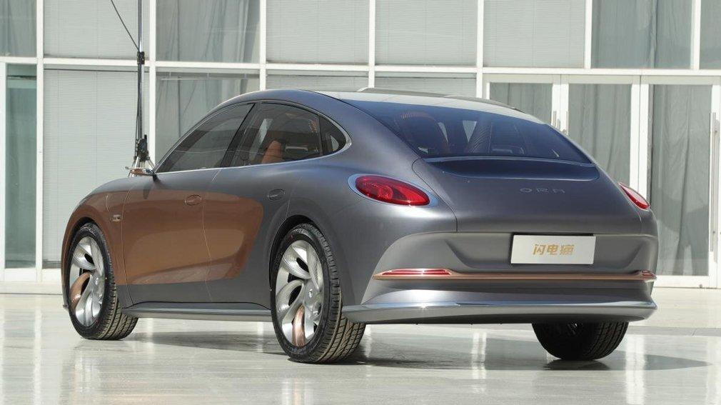 Great Wall выпустит бюджетный электрокар в стиле Porsche