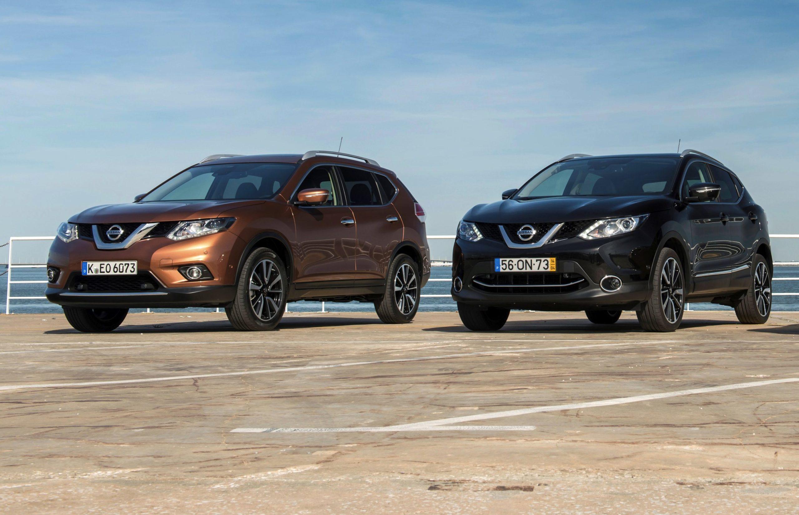 В России стартовало производство Nissan Qashqai и X-Trail с автопилотом