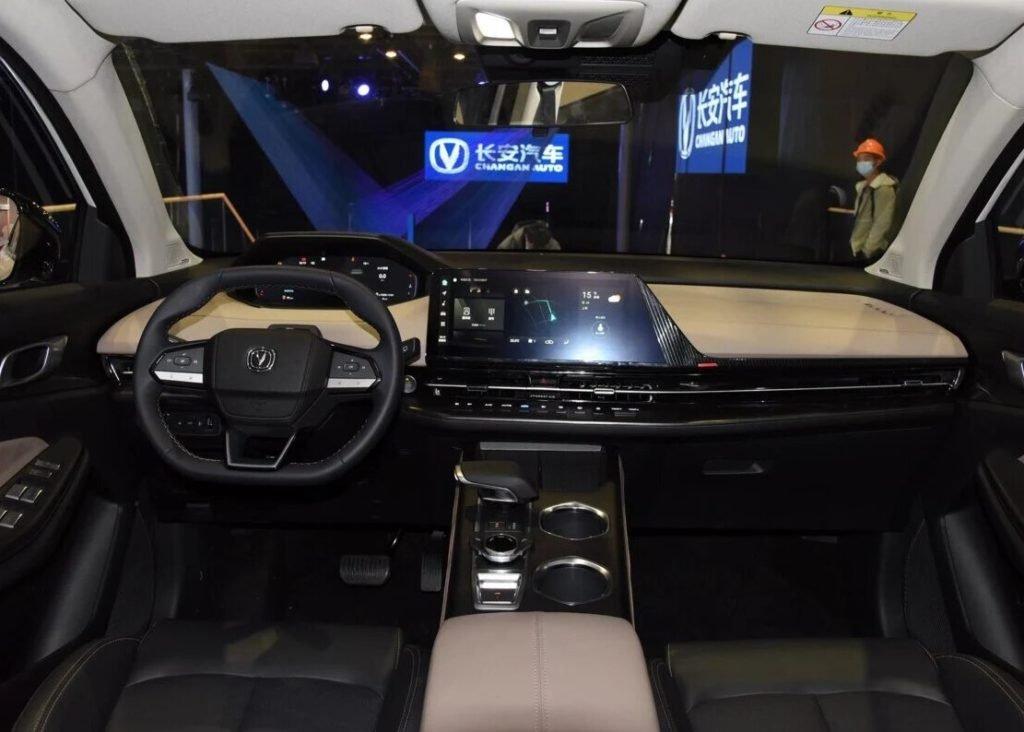 Changan привезёт в Россию новый кроссовер CS55 Plus