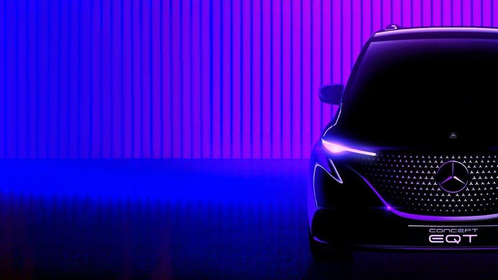У Mercedes-Benz появится электрический компактвэн