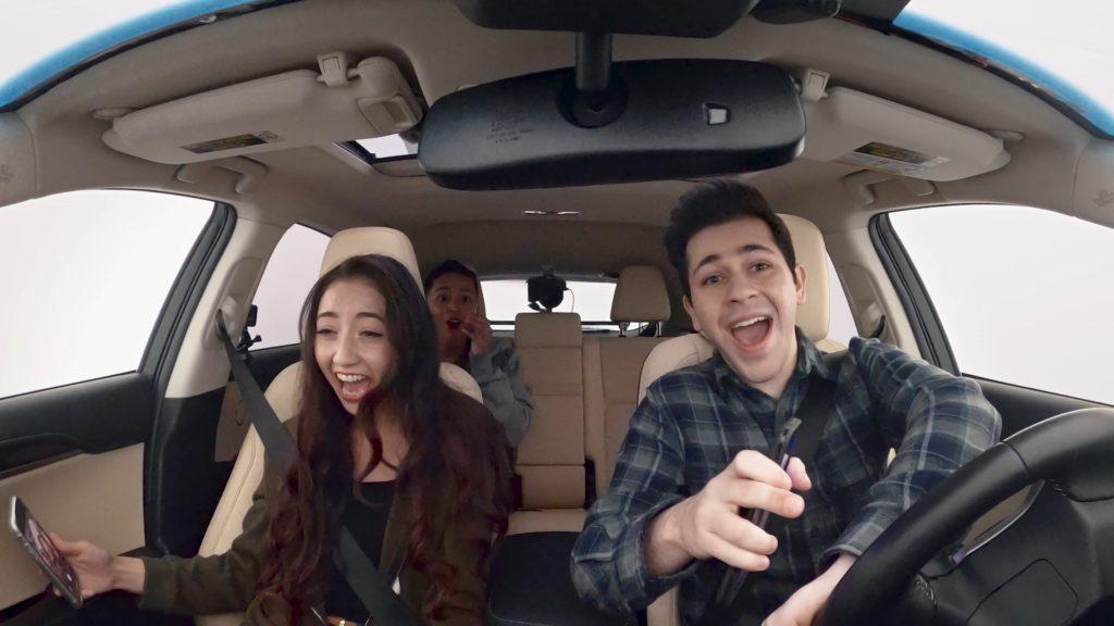 Насколько опасно отвлекаться за рулем: после этого видео захочется убрать телефон подальше