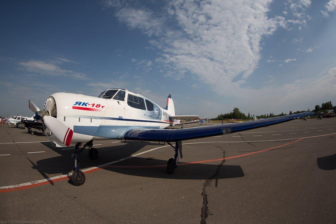 Мотор от Aurus испытают на Як-18Т