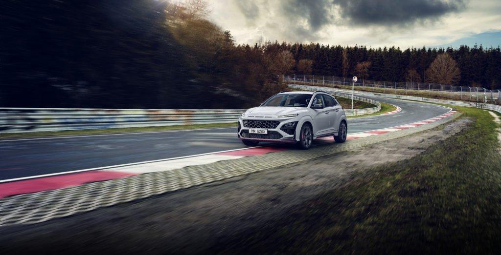 Hyundai рассекретил первый «горячий» кроссовер марки