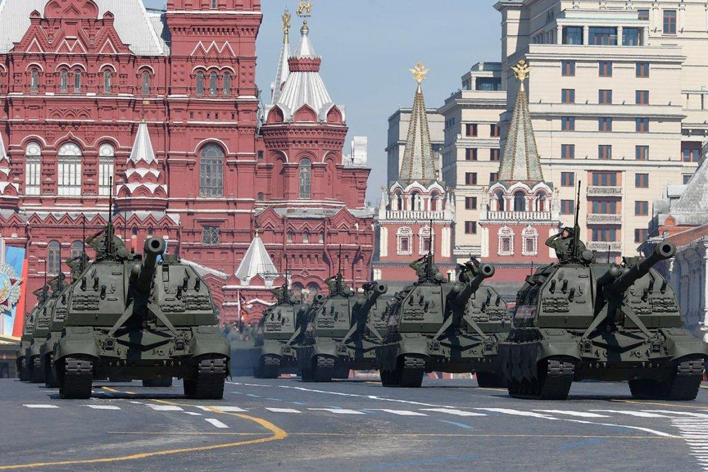 В Подмосковье ограничат движение из-за подготовки к параду Победы