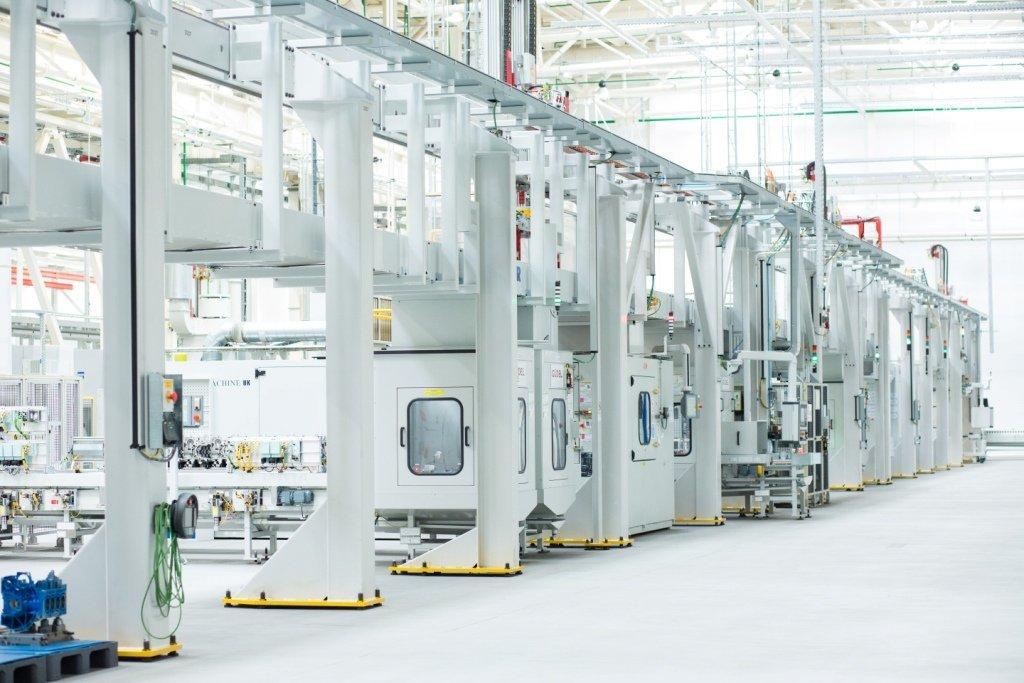 В России вновь заработает крупнейший завод двигателей
