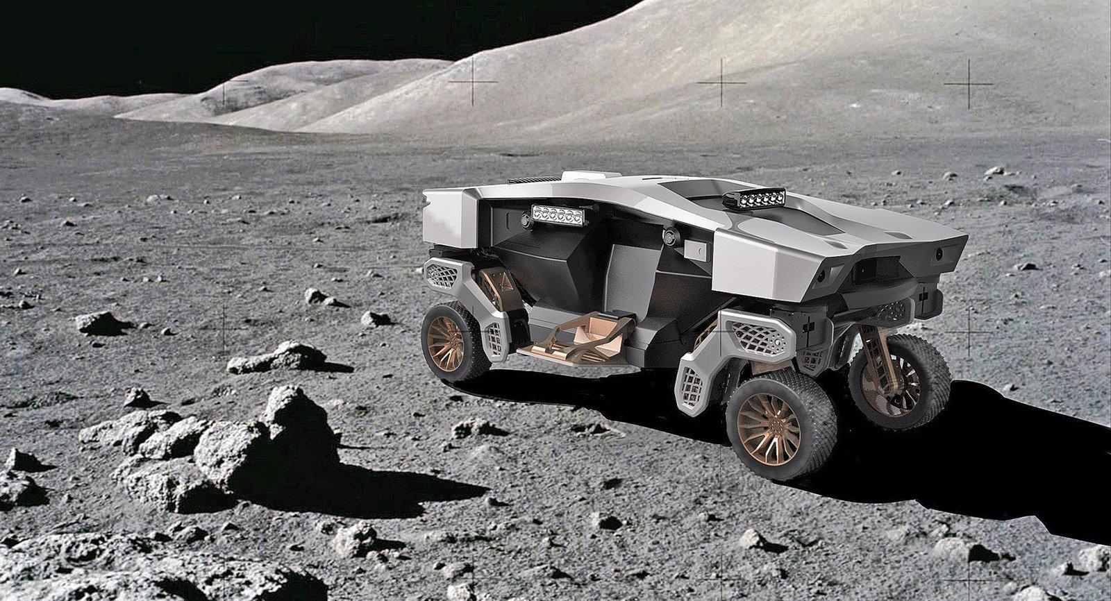 Проект Tiger X-1: грузовик из будущего