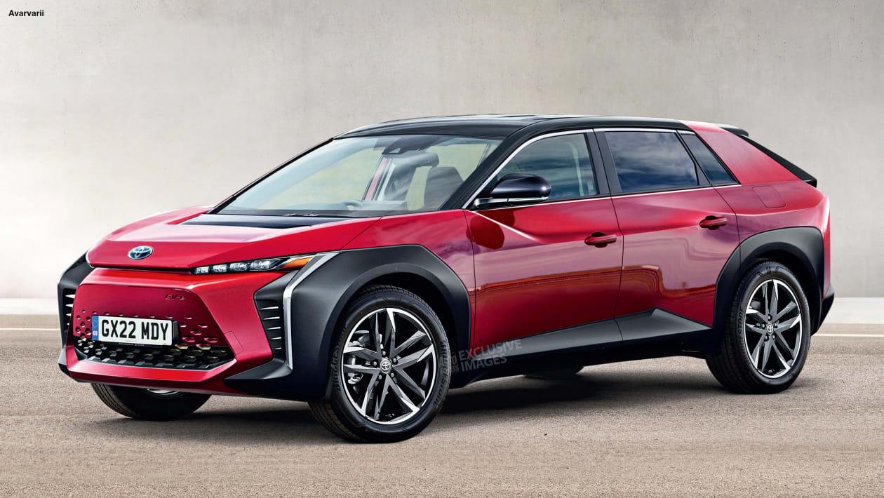 Toyota запатентовала отдельный бренд для электрокаров