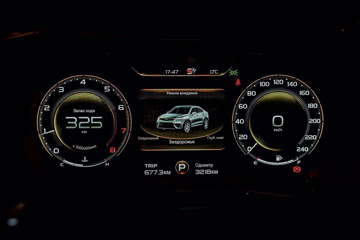 Сравнили Geely Tugella и Mitsubishi Outlander GT: почему «китаец» не выиграл, но и «японец» не проиграл