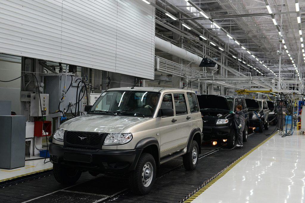Внедорожники УАЗ начнут собирать в Эфиопии