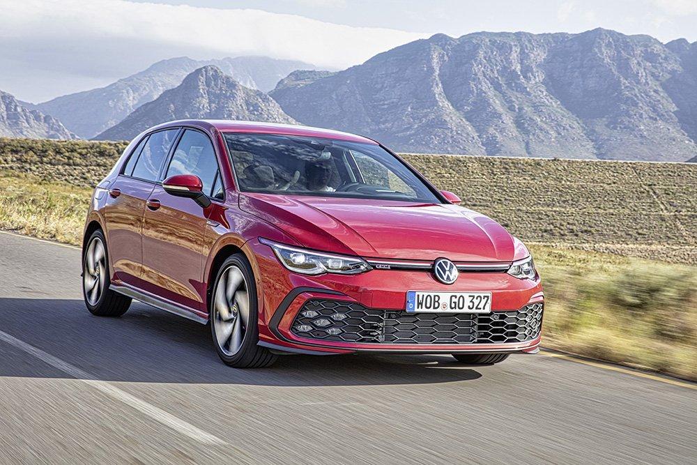 Новый VW Golf шокировал своей ценой в России