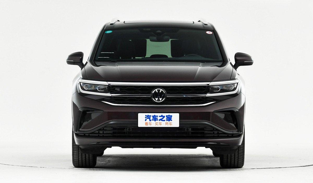 Volkswagen представил кроссовер больше «Терамонта»