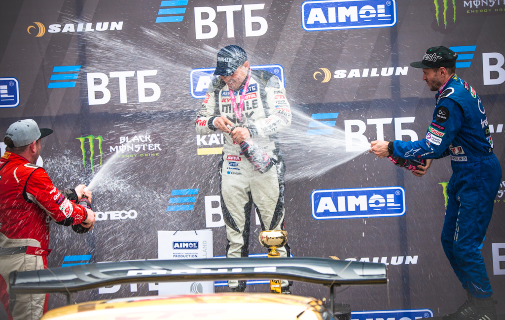 Сибирская сила: Георгий Чивчян побеждает на 2-м этапе RDS GP 2021
