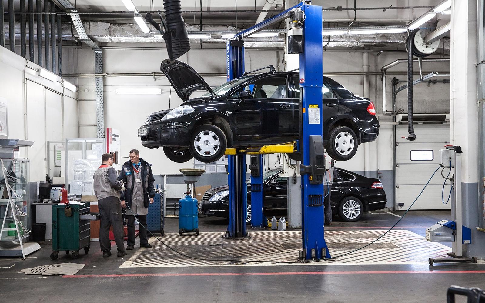 Автовладельцы начнут получать уведомления об отзыве своих машин