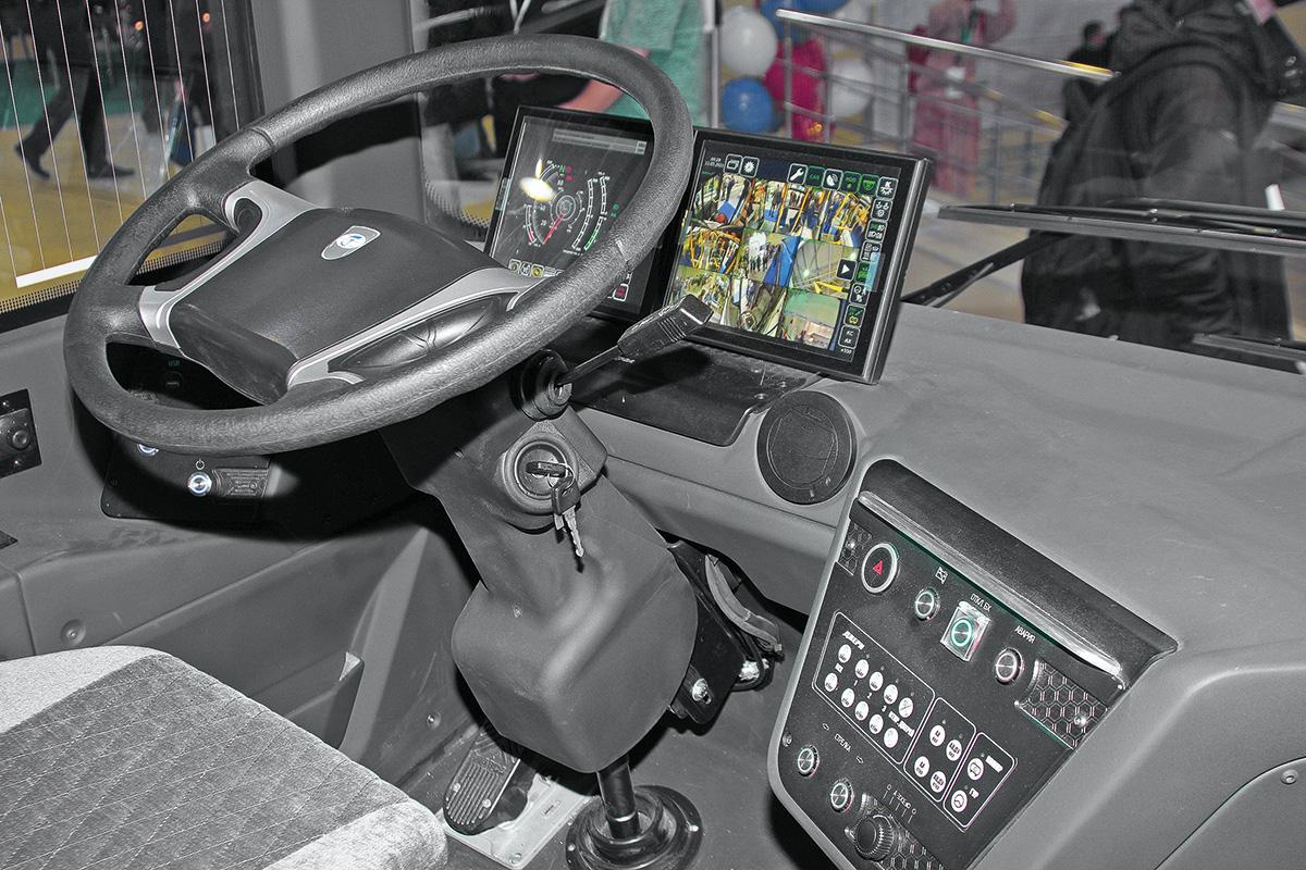 Электрическая ГАЗель e-NN и куча электробусов: что показали на выставках «ЭлектроТранс» и CityBus