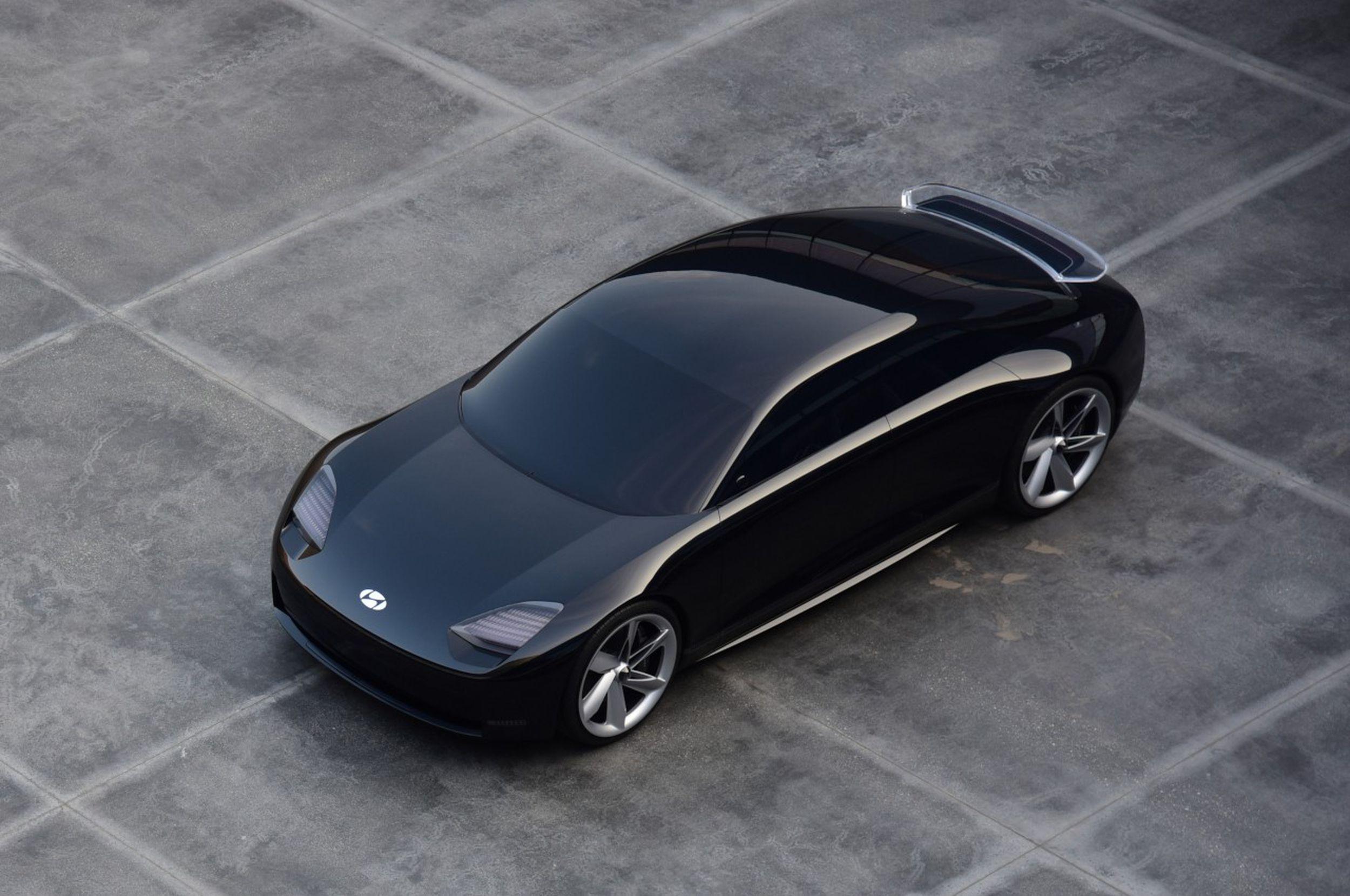 Hyundai выпустит ещё одну новую электрическую модель