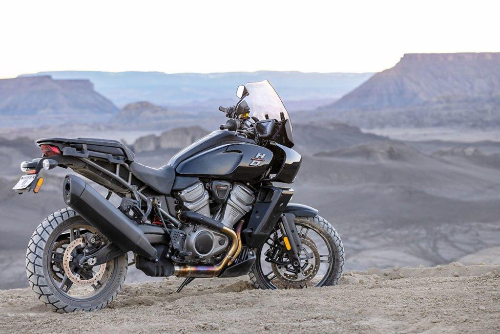 Harley-Davidson Pan America 1250: таких «Харлеев» вы ещё не видели