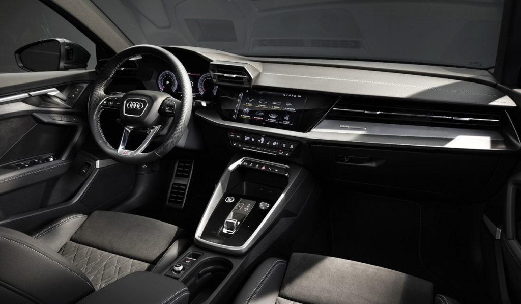 Новые Audi A3 Sedan и Audi A3 Sportback уже в России