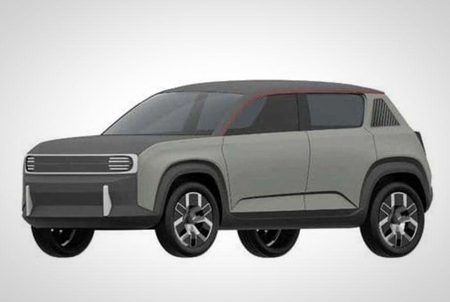 Renault планирует возродить ретрокар Renault 4