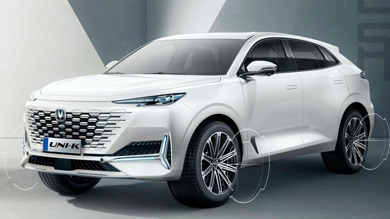 Changan создаст отдельный бренд для электромобилей