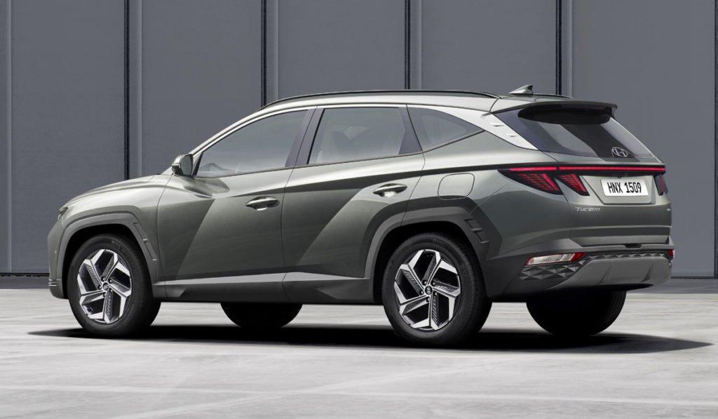 Рассекречен новый Hyundai Tucson для России: будет два мотора и удлиненная колесная база