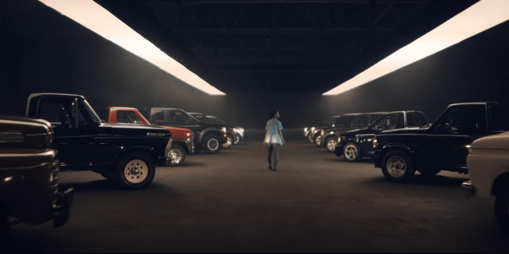 Ford рассекретил электропикап F-150 на видео