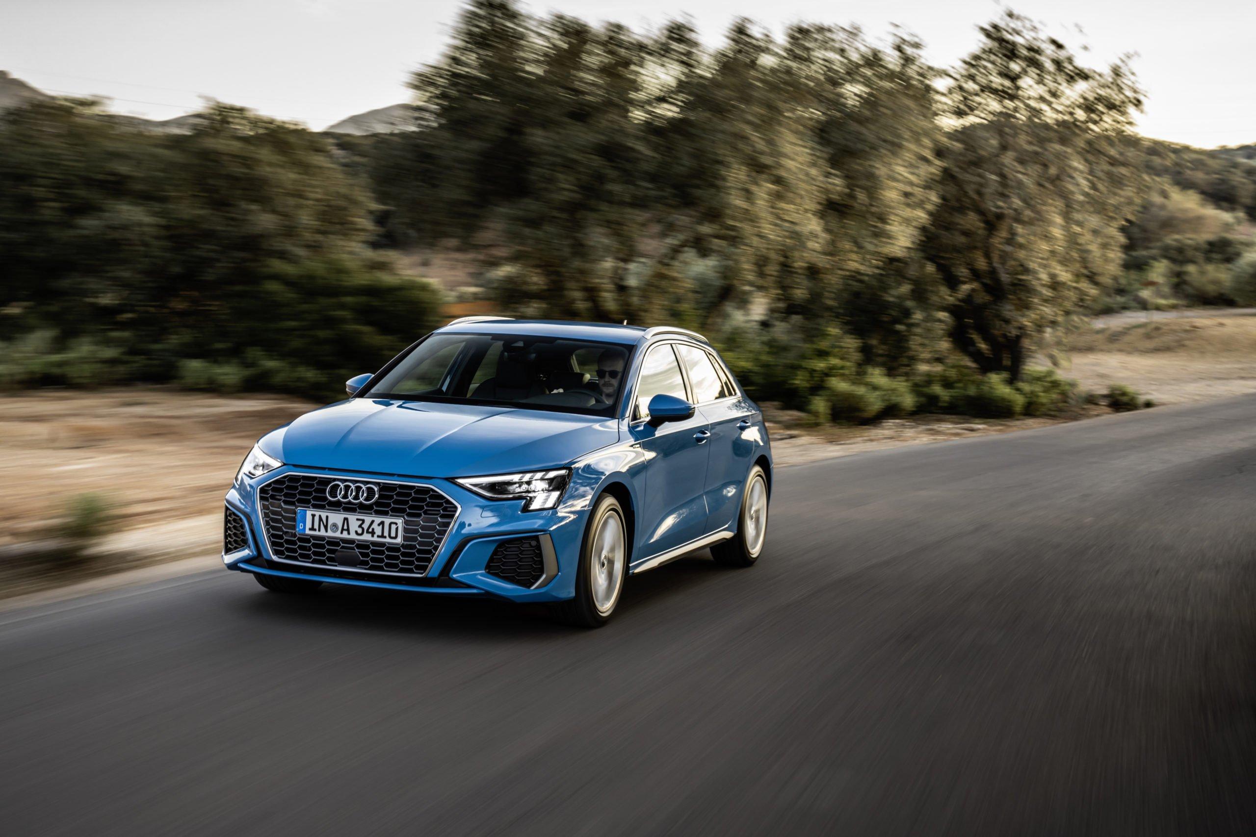 Стали известны российские цены на новые Audi A3 Sedan и A3 Sportback