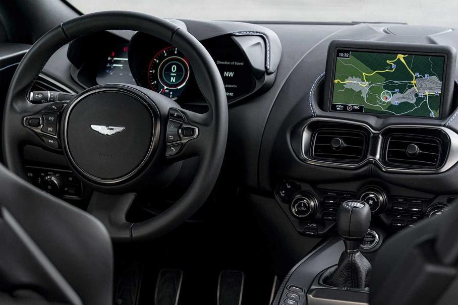 Aston Martin полностью откажется от «механики» в своих авто