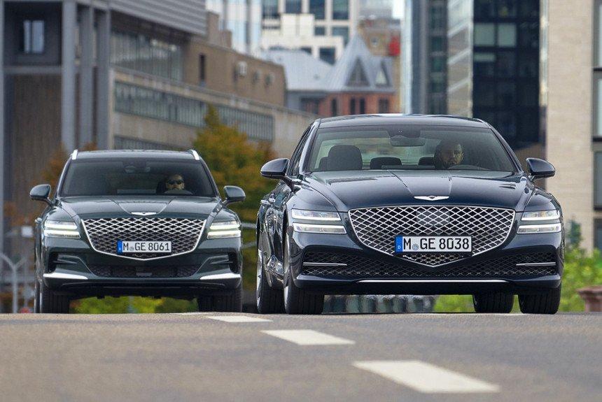 Genesis будет продавать машины в Европе необычным способом