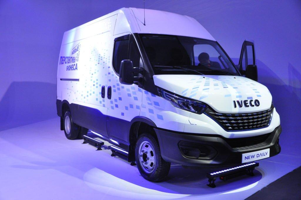 В Москве представили новый Iveco Daily