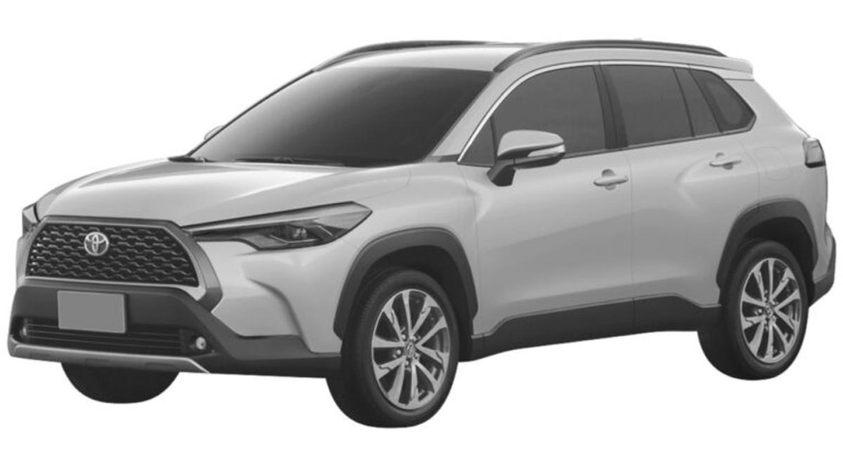 Toyota может привезти в Россию бюджетный кроссовер Corolla Cross