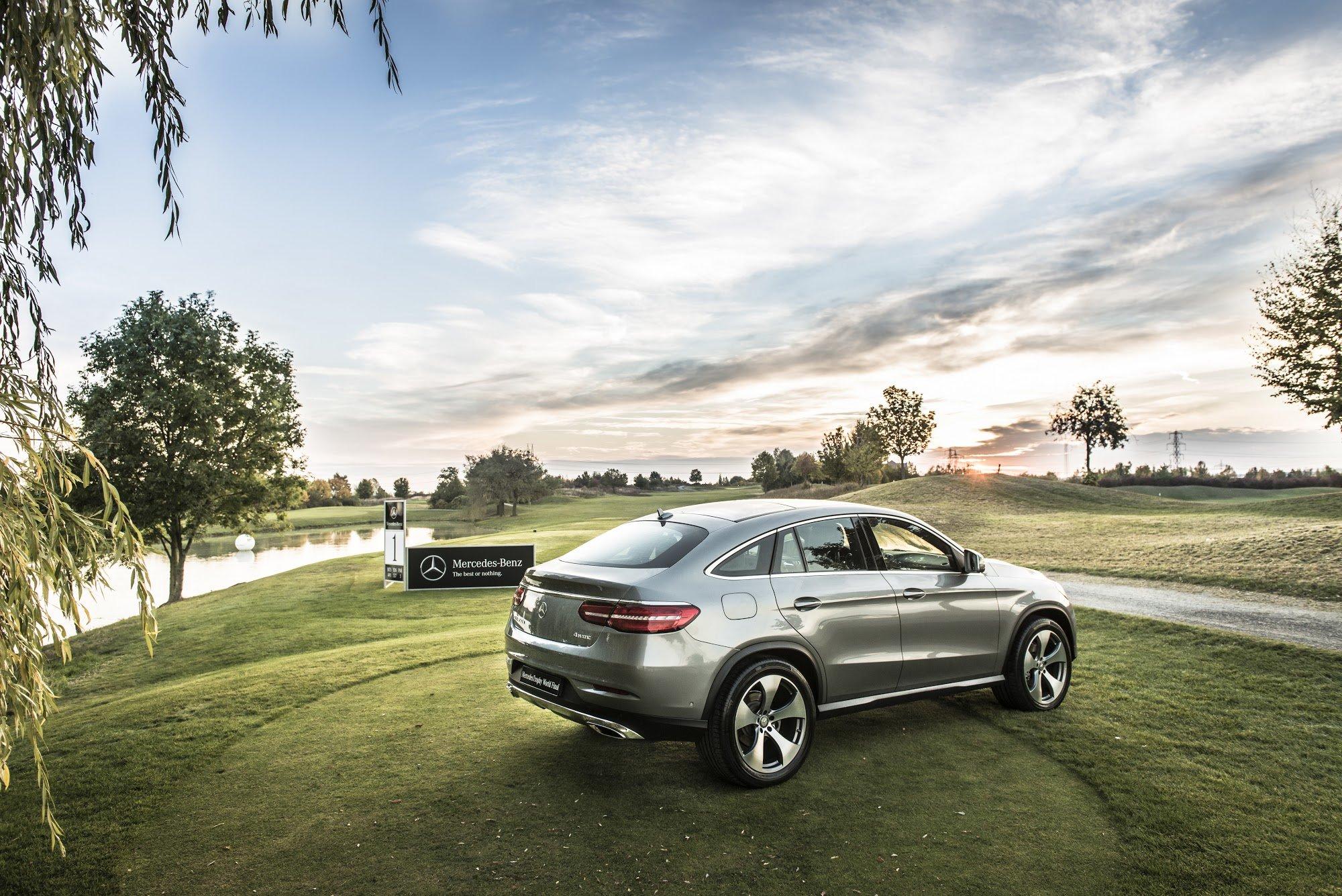 Любительский гольф-турнир MercedesTrophy впервые пройдёт в России