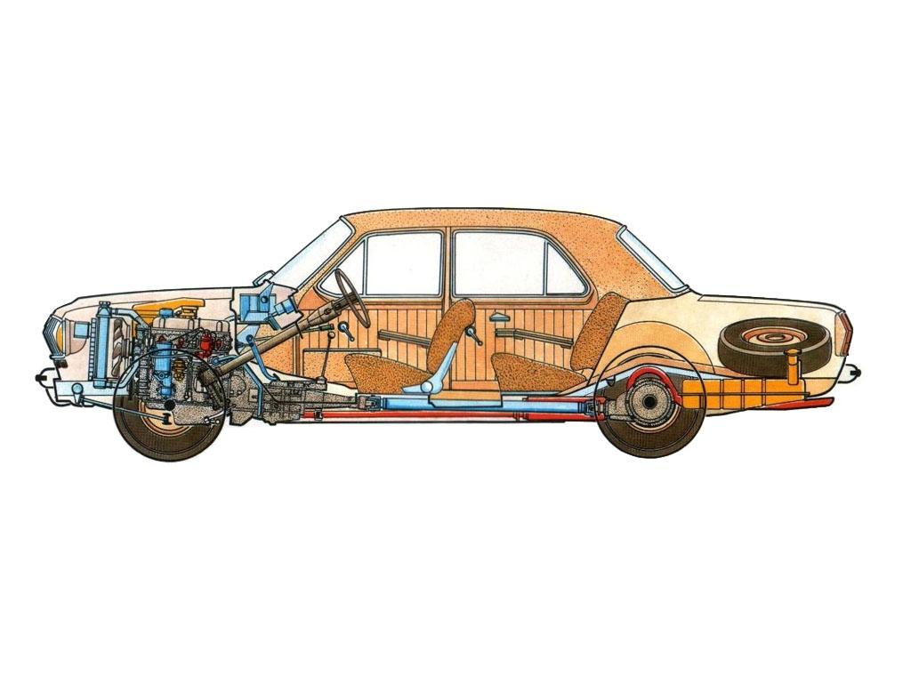 История ГАЗ-3102, или почему «Волга» не стала «Мерседесом»