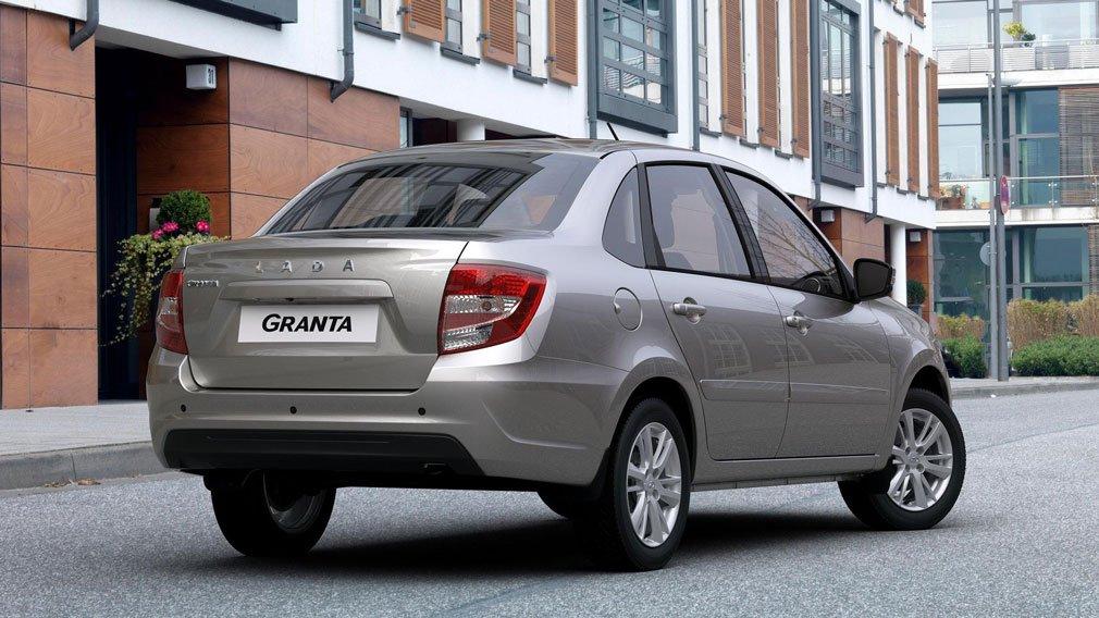 Lada Granta получила новый двигатель: известны цены