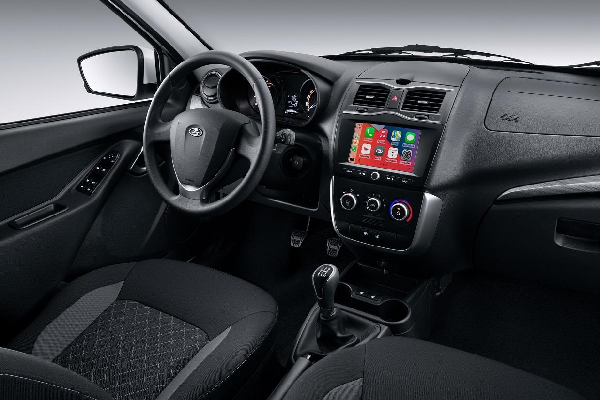 Lada Granta получила новую мультимедийную систему EnjoY Pro