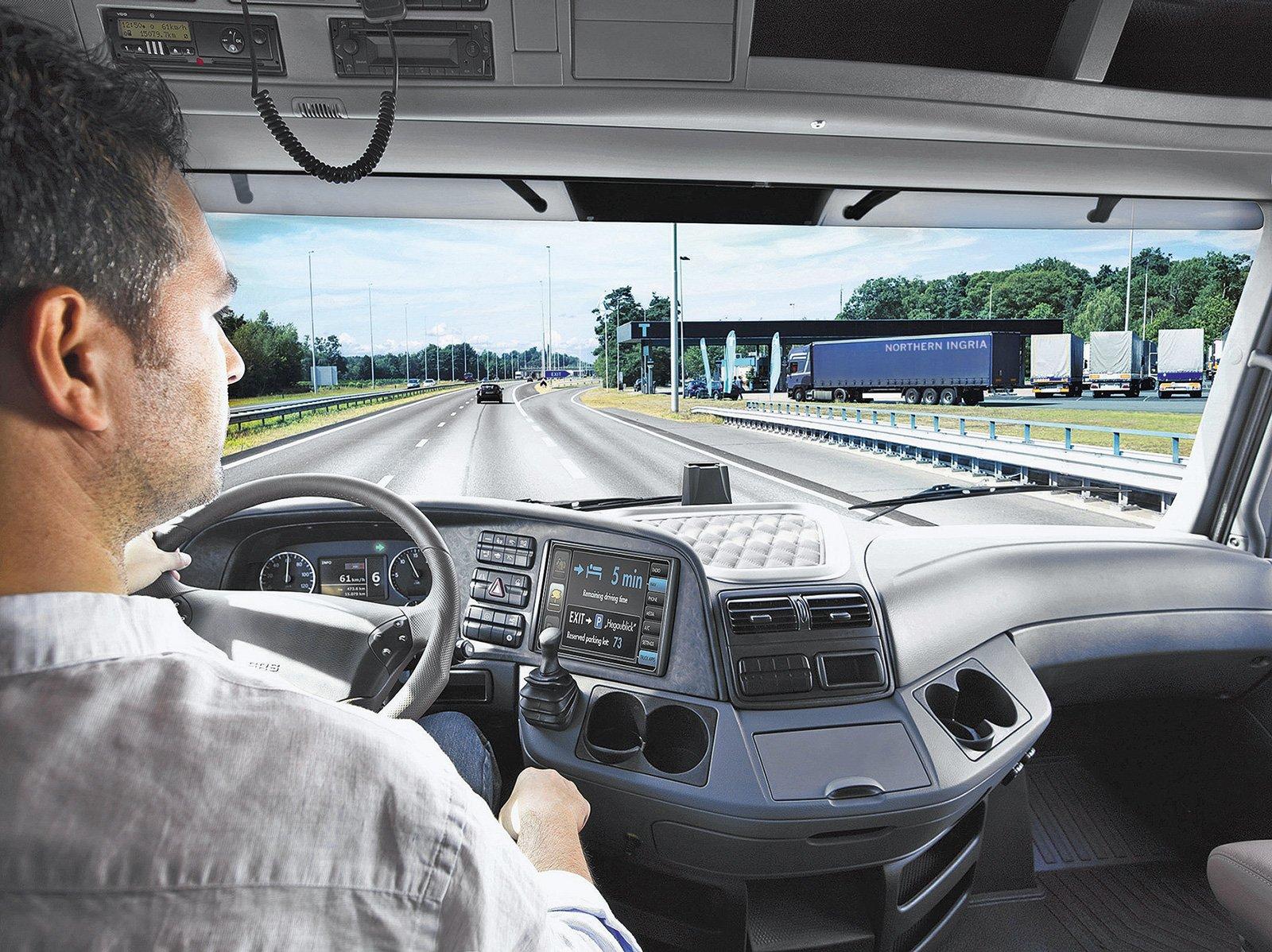Зачем работодатели следят за водителями