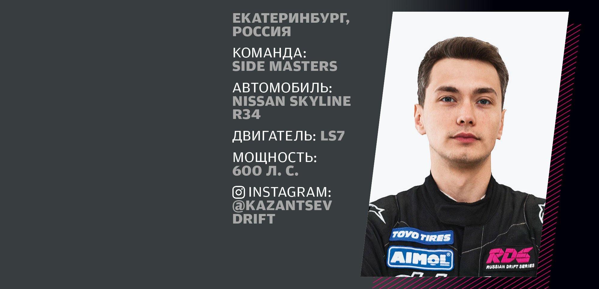 Казанцев Александр
