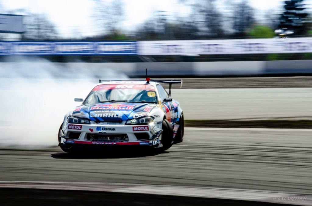 Аркадий Цареградцев — победитель первого этапа RDS GP 2021