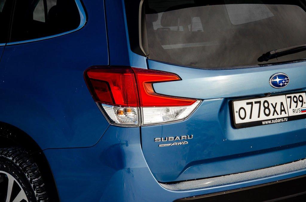 Взял двухлитровый Subaru Forester: был удивлён его динамикой и проходимостью