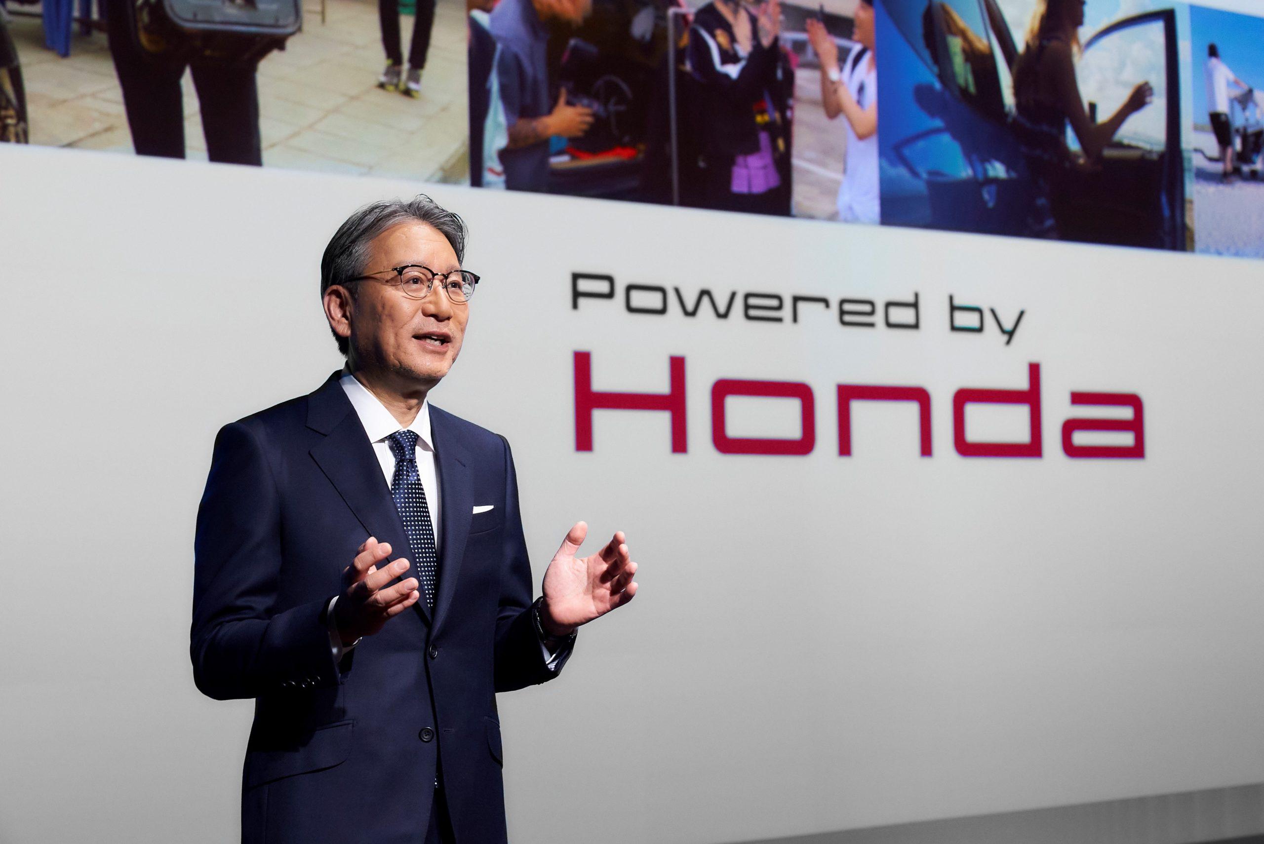 Honda Motor определила ключевые направления развития на ближайшие десятилетия