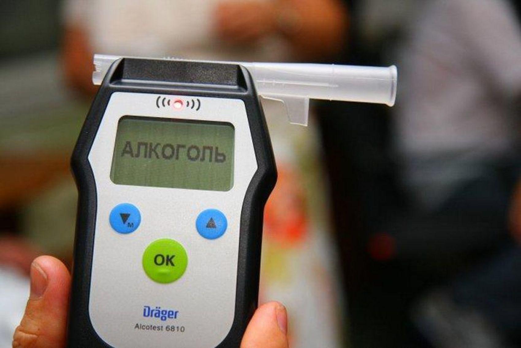 Правила проверки водителей на алкоголь хотят признать незаконными