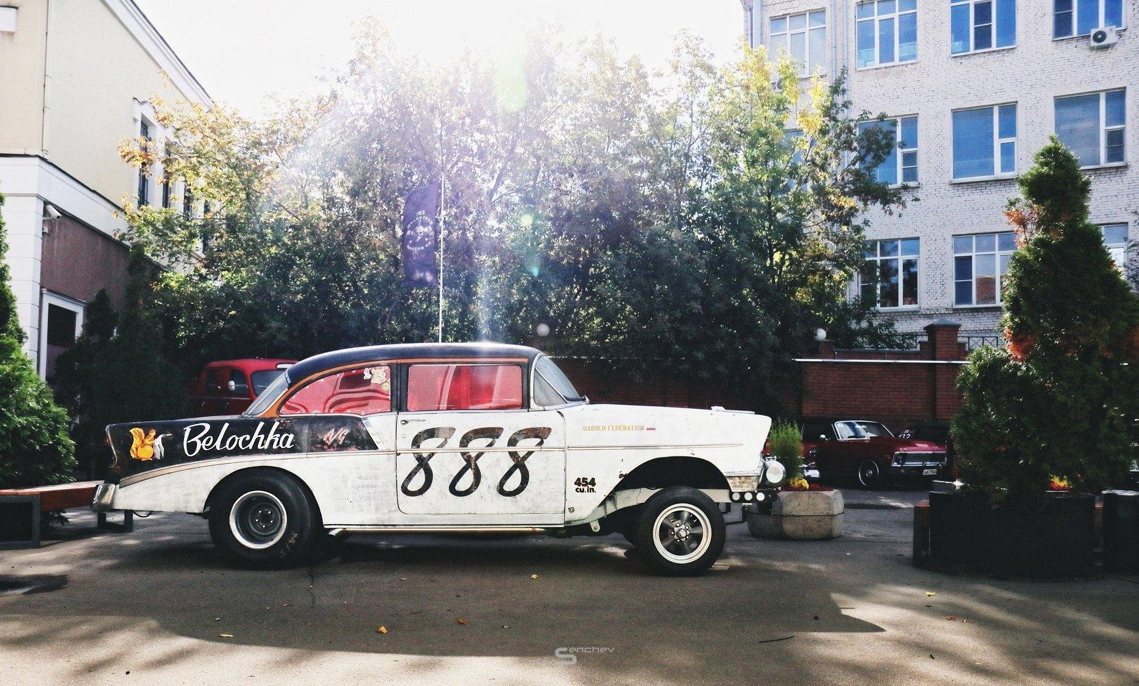 В Москве пройдет фестиваль американской авто и мото культуры