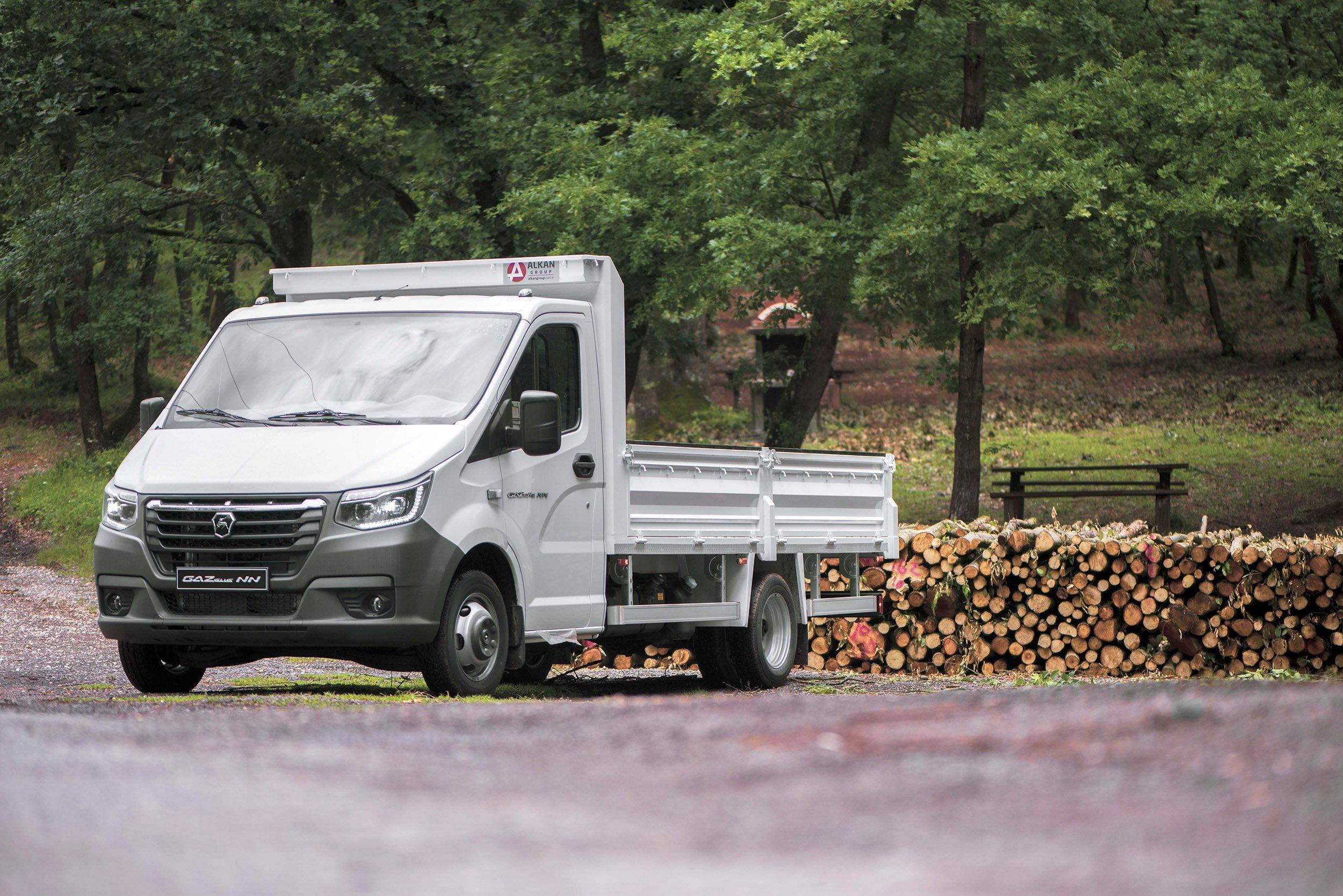 «Группа ГАЗ» начала производство в Турции автомобиля «Газель NN»