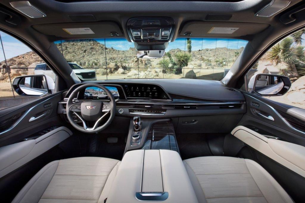 Раскрыты цены и комплектации нового Cadillac Escalade для России