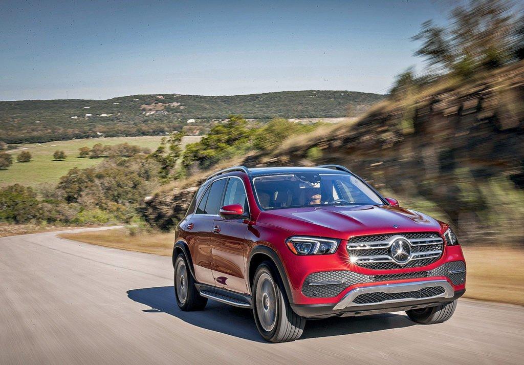 Свыше тысячи Mercedes-Benz попали под отзыв в России