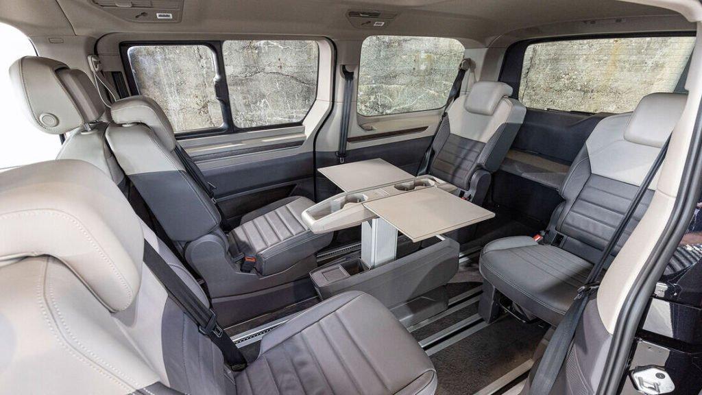 Марка Volkswagen Коммерческие автомобили официально представила Multivan седьмой генерации